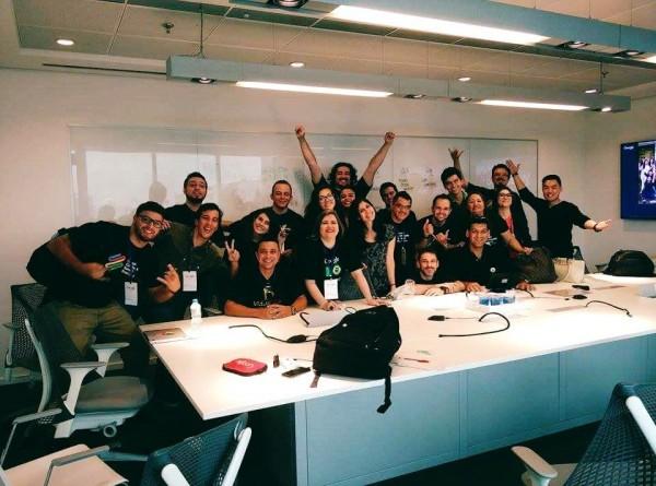 Treinamento sobre Growth Hacking que participamos na Google Brasil.